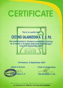 sertifikat 8.